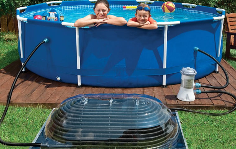Heat above Ground Pool Tips