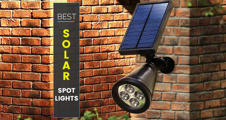 Solar Spotlights Reviews