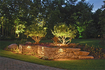 Garden Light Accents