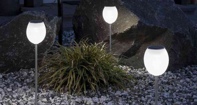 Solar Lights for Your Yard