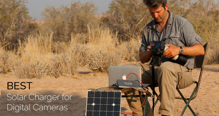 Solar Charger for Digital Cameras Reviews